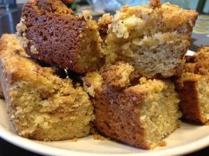 Almond Coffeecake